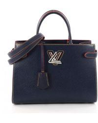 07bb81ebdd Louis Vuitton - Pre-owned Twist Leather Handbag - Lyst
