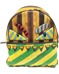 Fendi - Multicolour Leather Bag - Lyst
