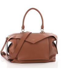 Givenchy - Sway Leather Crossbody Bag - Lyst