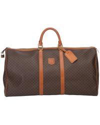 Céline - Cloth Handbag - Lyst