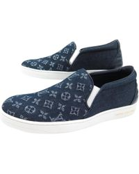 Louis Vuitton - Cloth Trainers - Lyst