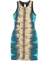 Roberto Cavalli - Pre-owned Mid-length Dress - Lyst