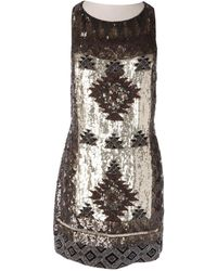 AllSaints - Mid-length Dress - Lyst