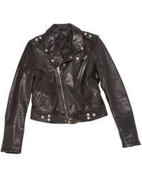 BLK DNM - Black Leather - Lyst