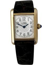 Cartier - Tank Petit Modèle Watch - Lyst