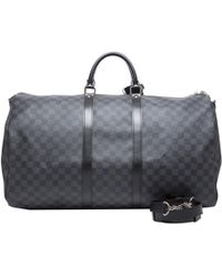 Louis Vuitton - Anthracite Cloth - Lyst