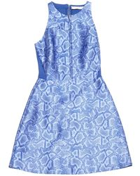 Richard Nicoll - Blue Polyester - Lyst