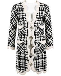 Marc Jacobs - Wool Coat - Lyst
