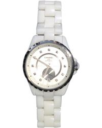 Chanel - J12-365 Ceramic Watch - Lyst