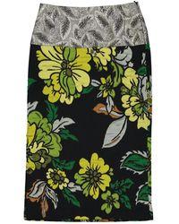 Dries Van Noten - Wool Skirt Suit - Lyst