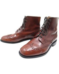 Church's - Brown Leather - Lyst
