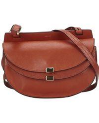 Chloé - Georgia Leather Handbag - Lyst