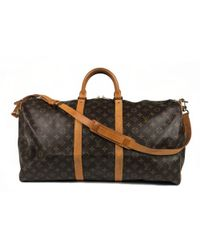 c61180fff875 Lyst - Louis Vuitton Authentic Speedy 40 Handbag M41522 Monogram ...
