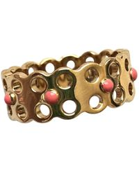 Louis Vuitton - Pre-owned Other Gold Plated Rings - Lyst