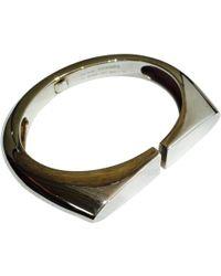 Hermès   Pre-owned Silver Bracelet   Lyst