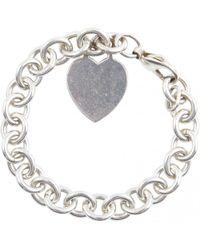 Tiffany & Co. - Bracelet en argent - Lyst