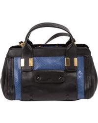 Chloé - Alice Leather Mini Bag - Lyst