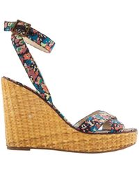 Marc Jacobs - Pre-owned Multicolour Cloth Sandals - Lyst