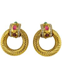 Givenchy | Pre-owned Earrings | Lyst
