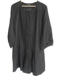 Étoile Isabel Marant - Black Cotton Jumpsuits - Lyst
