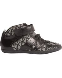 Dior - Canvas Trainers - Lyst