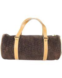 Céline - Vintage Brown Other Travel Bag - Lyst