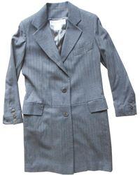 Dior - Wool Coat - Lyst