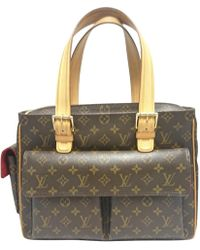 Louis Vuitton - Viva Cité Cloth Handbag - Lyst