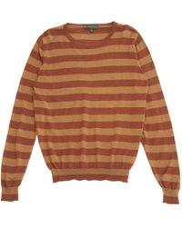 Burberry - Pull en laine - Lyst