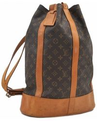 Louis Vuitton - Randonnée Brown Cloth - Lyst