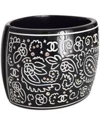 Chanel - Other Metal Bracelets - Lyst
