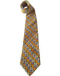 Givenchy - Cravate en soie - Lyst