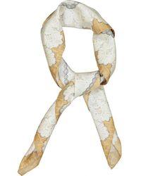 Givenchy - Silk Scarf - Lyst