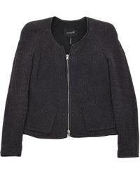 Isabel Marant - Grey Linen Jacket - Lyst