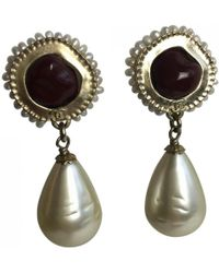 Chanel - Earrings - Lyst