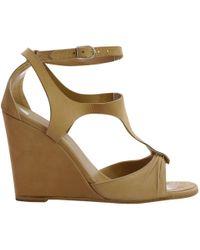 Hermès - Pre-owned Sandals - Lyst