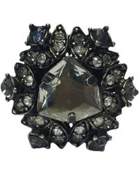 Lanvin - Pre-owned Ring - Lyst