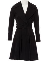 Alaïa - Wool Jacket - Lyst
