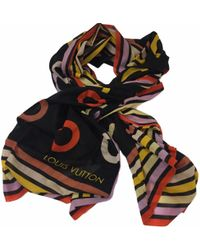 Louis Vuitton | Pre-owned Scarf | Lyst