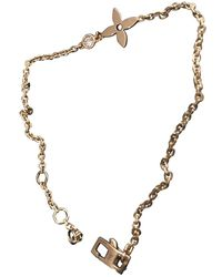 Louis Vuitton - Monogram Gold Yellow Gold Bracelets - Lyst