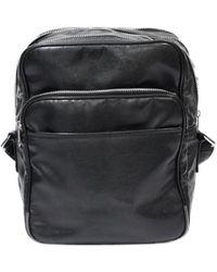 Comme des Garçons - Pre-owned Leather Crossbody Bag - Lyst