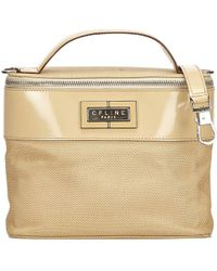 Céline - Pre-owned Vanity Case - Lyst