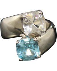 Hermès - Multicolour Silver Ring - Lyst
