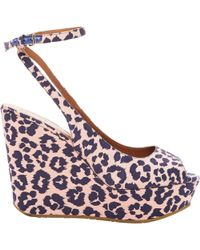 Marc By Marc Jacobs - Canvas Sandals - Lyst
