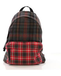 16e076a438 Givenchy - Pre-owned Red Cloth Backpacks - Lyst