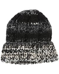 Etro Cappelli in lana nero