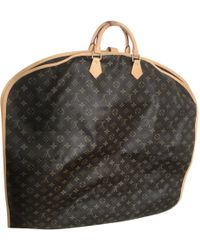 Louis Vuitton - Pre-owned Vintage Other Cloth Bags - Lyst