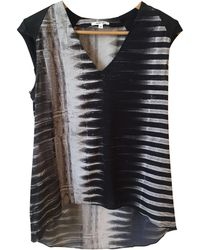 Helmut Lang - Pre-owned Black Silk Top - Lyst