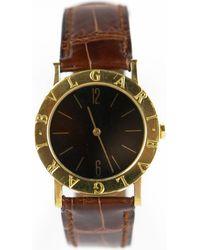 BVLGARI - B.zero1 Yellow Gold Watch - Lyst