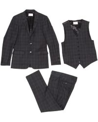 Sandro - Wool Suit - Lyst